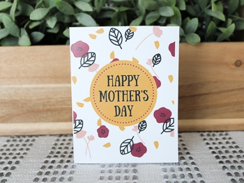 Mothers day card free download