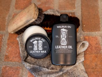 Walrus Oil leather oil and leather wax review