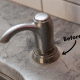 How to remove hard water stains from countertops marble quartzite dolomite