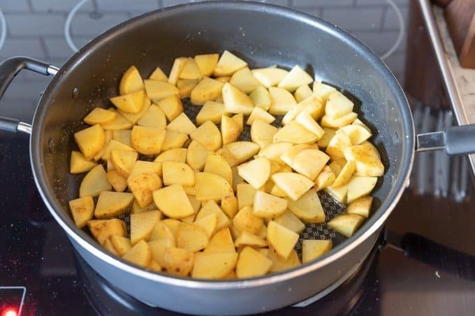 One pan breakfast skillet recipe 1