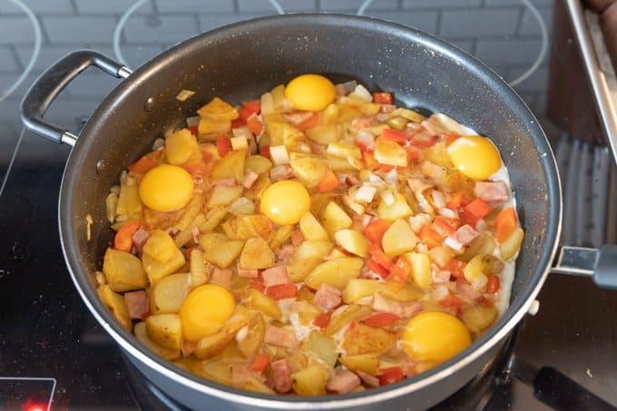 One pan breakfast skillet recipe 5