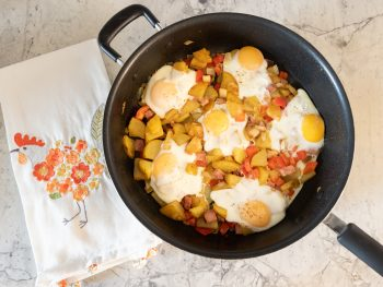 One pan breakfast skillet recipe 7