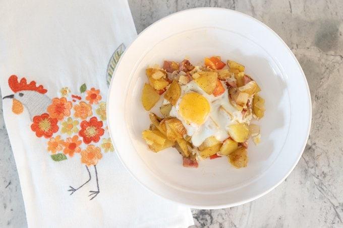 One pan breakfast skillet recipe 8