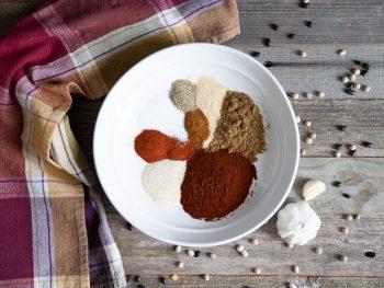 Homemade Chili Seasoning Mix Recipe