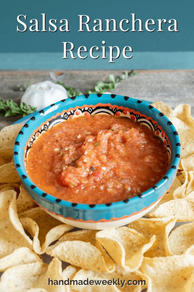 Salsa Ranchera Recipe - Simple and Delicious!