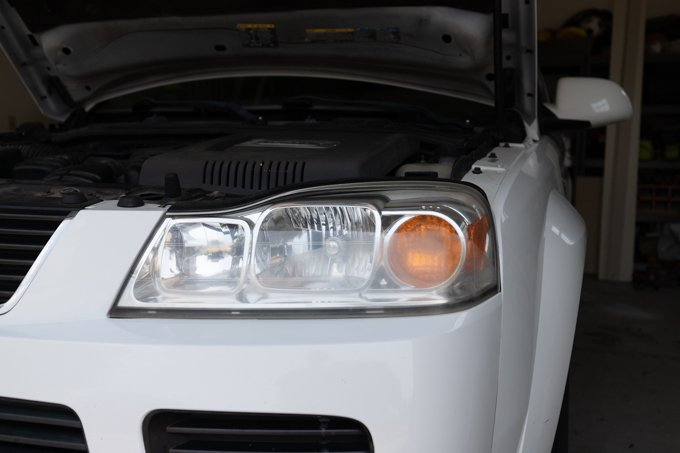 How to restore headlights - Step 7.2