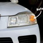 How to restore headlights on your own