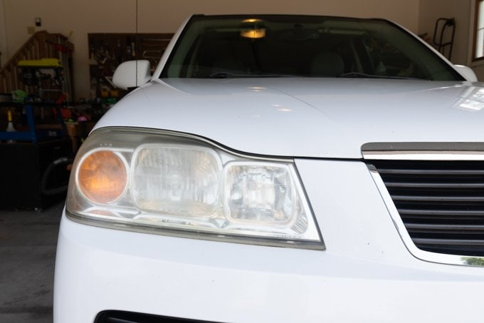 how to restore headlights before 2