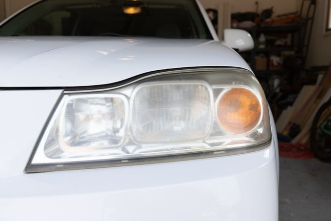 how to restore headlights before 3