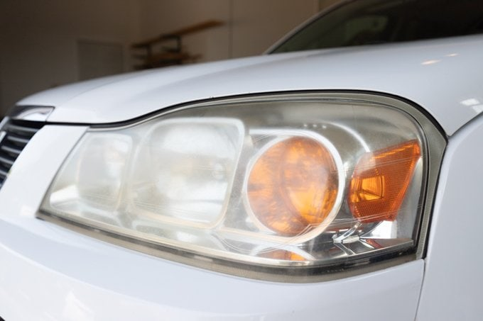 how to restore headlights before 4